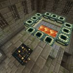 Minecraft PE Stronghold Seed
