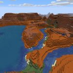 Minecraft Seed - Badlands