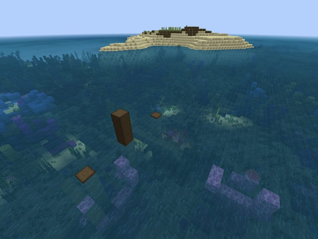 Shipwreck Island Seed