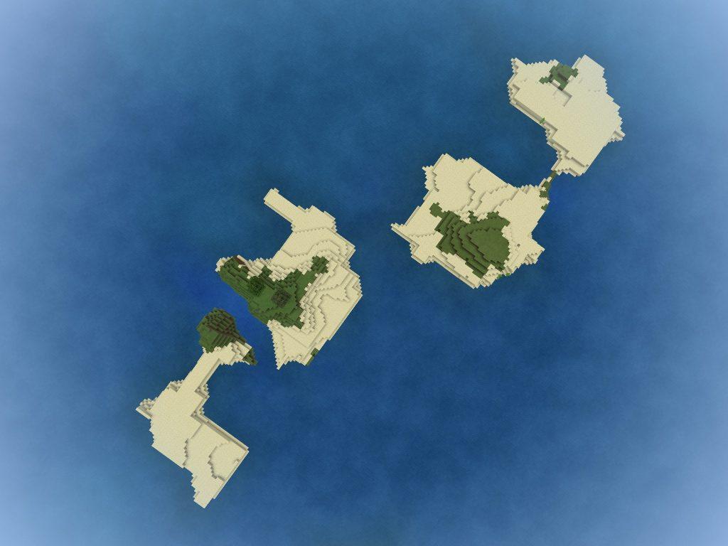 Spawn Islands