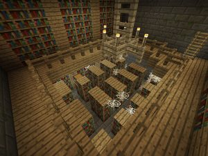 Stronghold Seed for Minecraft: Pocket Edition