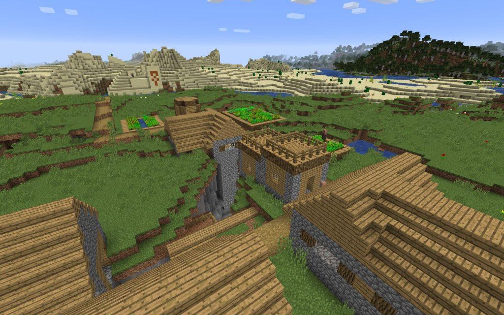Village Ravine