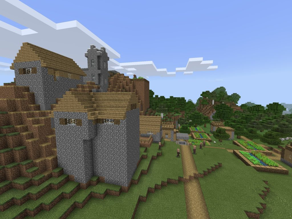 Spawn Village