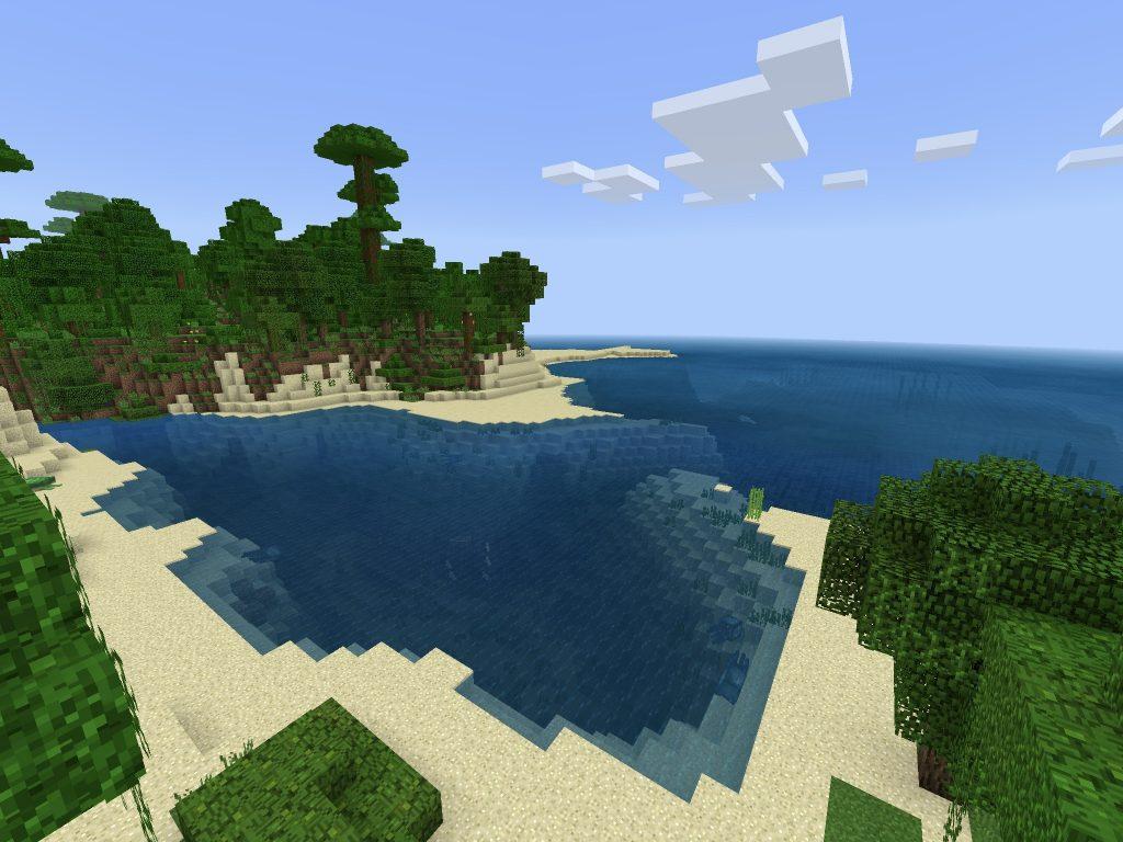 Island Seed Spawn Point