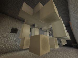 Minecraft PE Fossil Seed