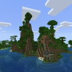 Minecraft PE Jungle Seed