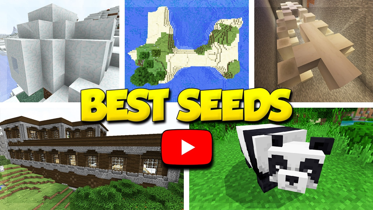Top 5 Best Minecraft Seeds December 2018
