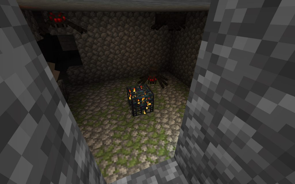 Dungeon and Mob Spawner