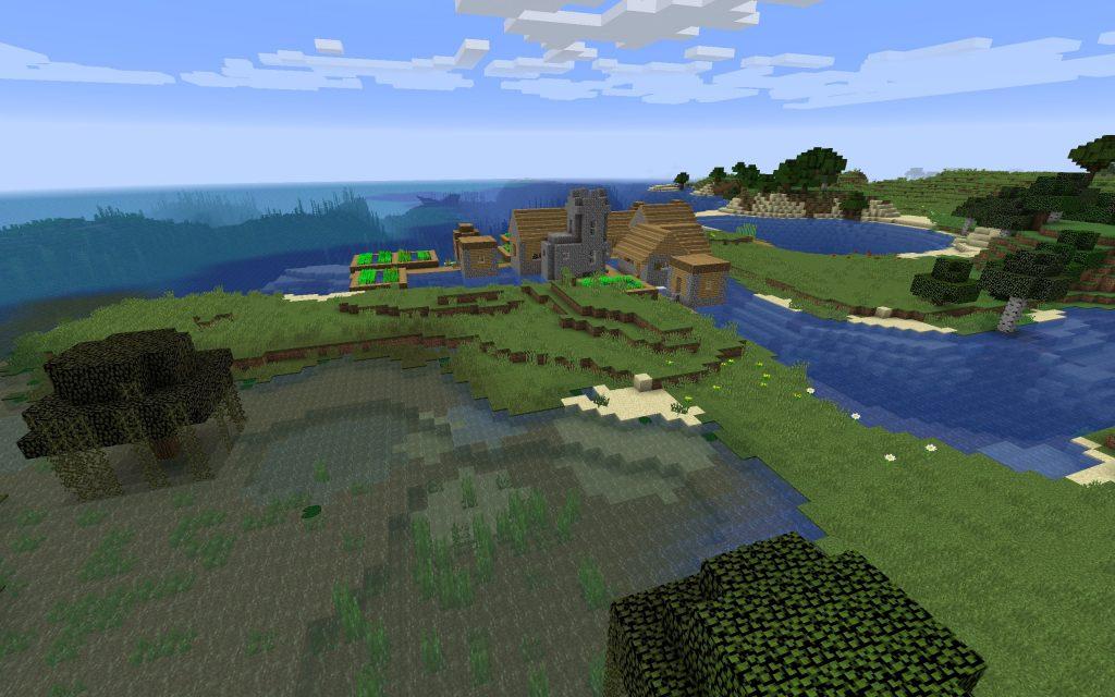 Swamp and Several Shipwrecks – Mac/PC Seed