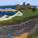 Coastal Blacksmith Village by Giant Ravine [PE]