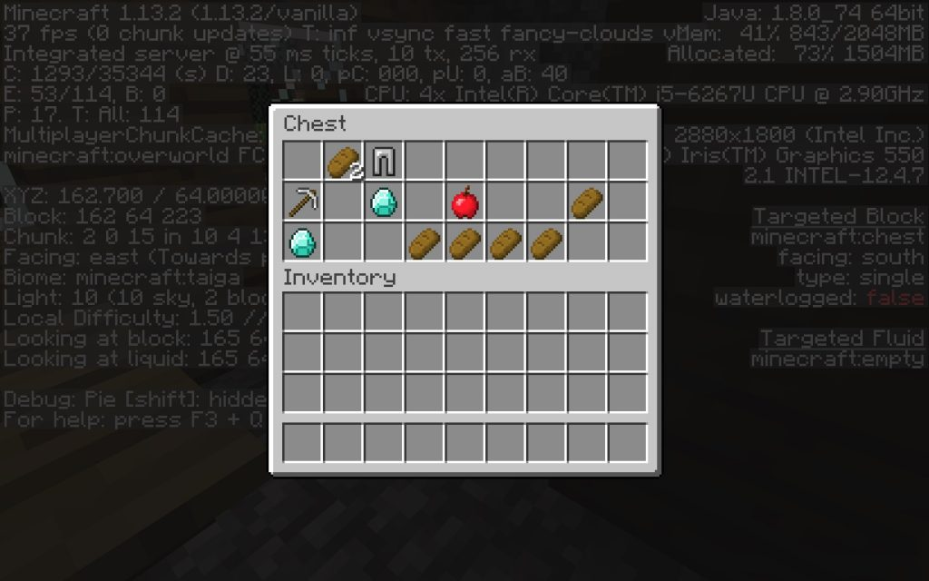 Village Blacksmith Loot