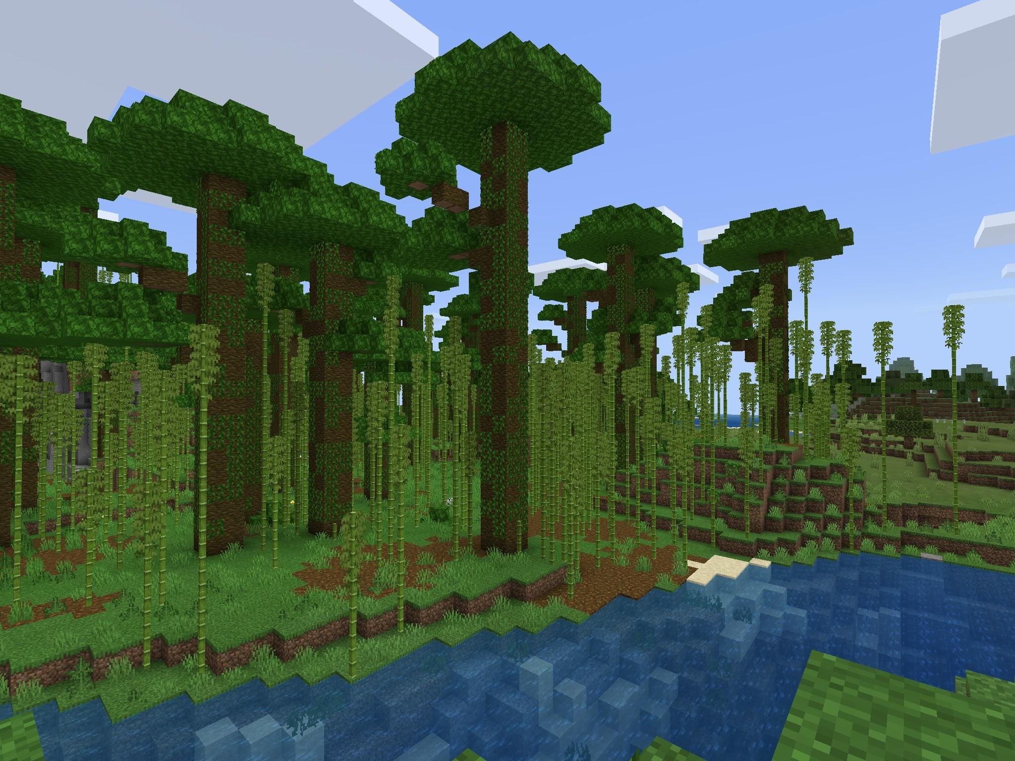 Minecraft Mesa Biome Seed Bedrock