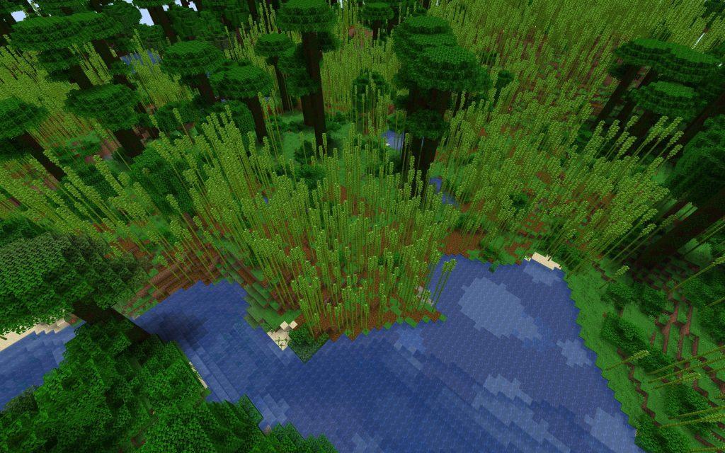 Bamboo Biome