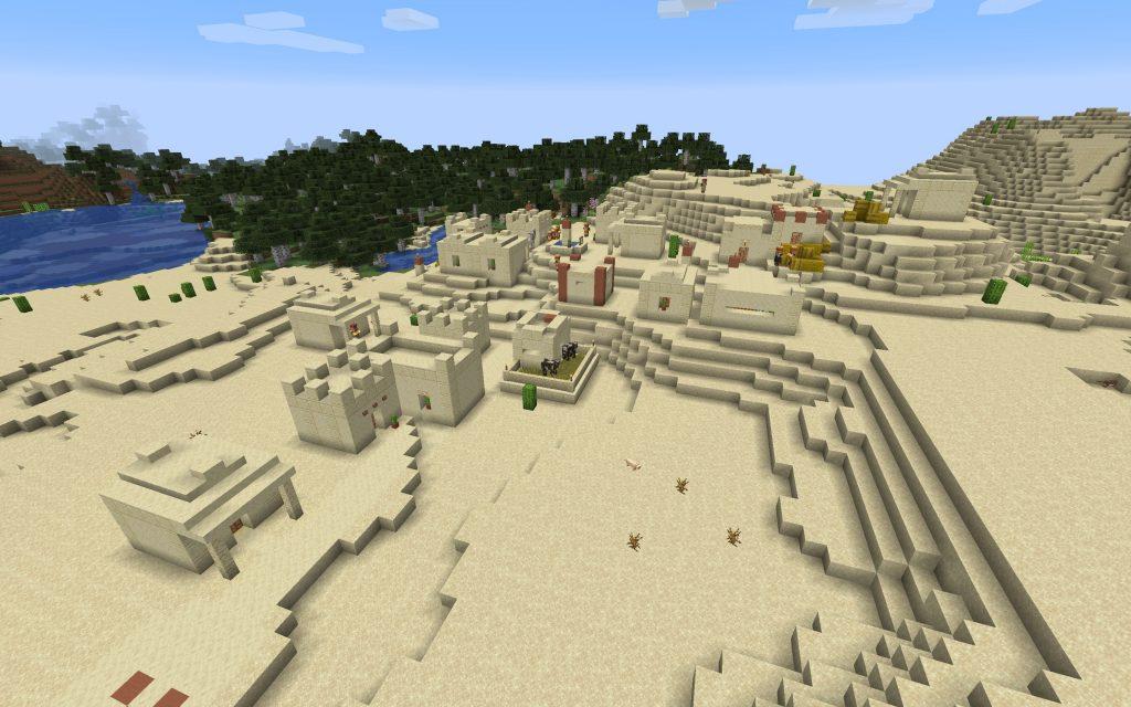 Desert Village