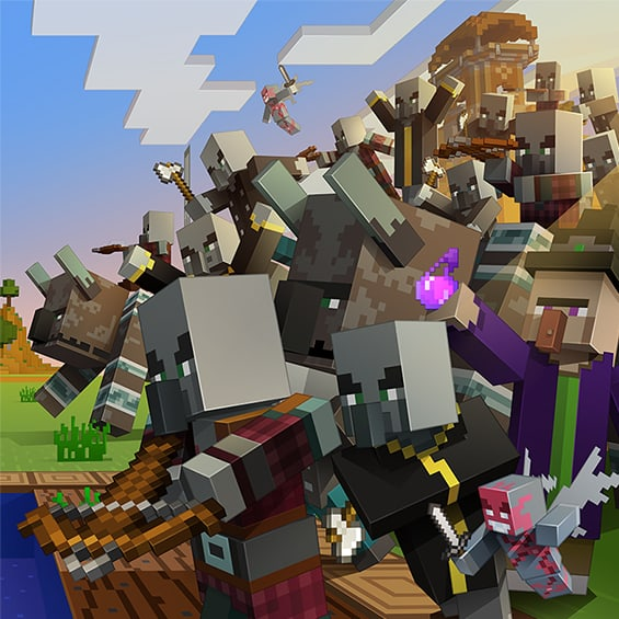 Minecraft Update: Village and Pillage