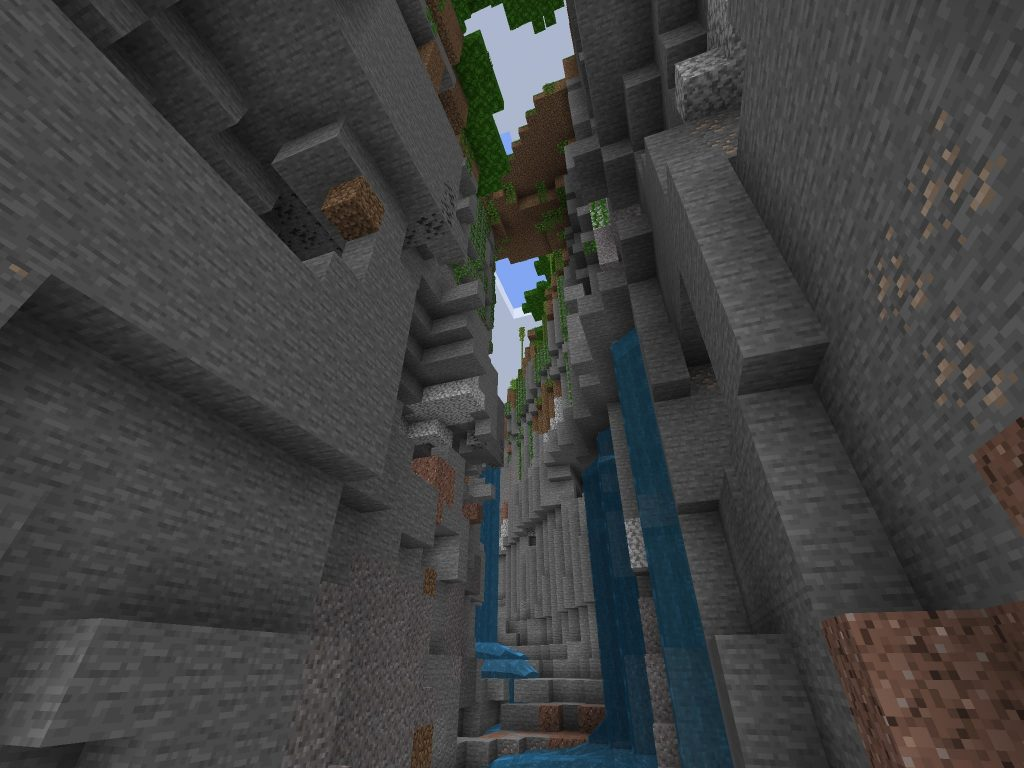 Ravine Jungle Biome Bamboo SeedQ