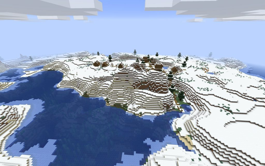 Snow Village from Game Spawn