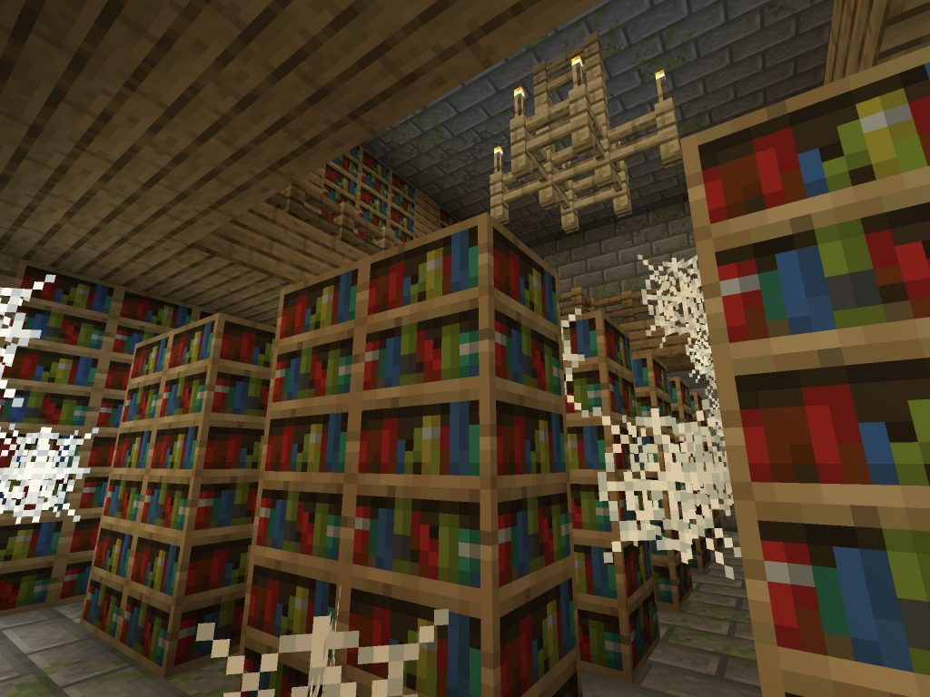 Stronghold Library