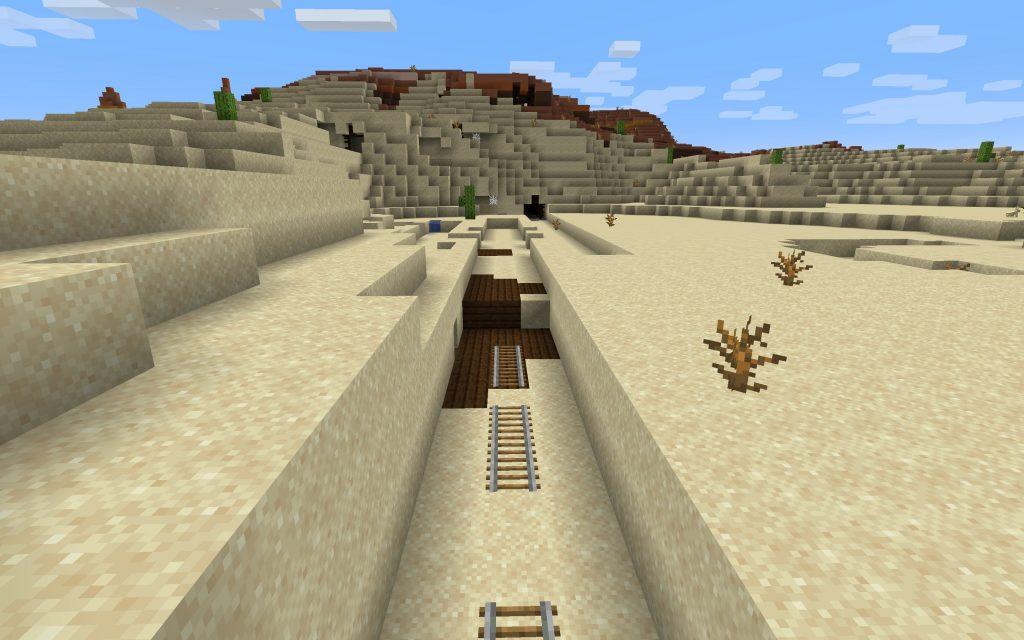 Inland Desert Rails