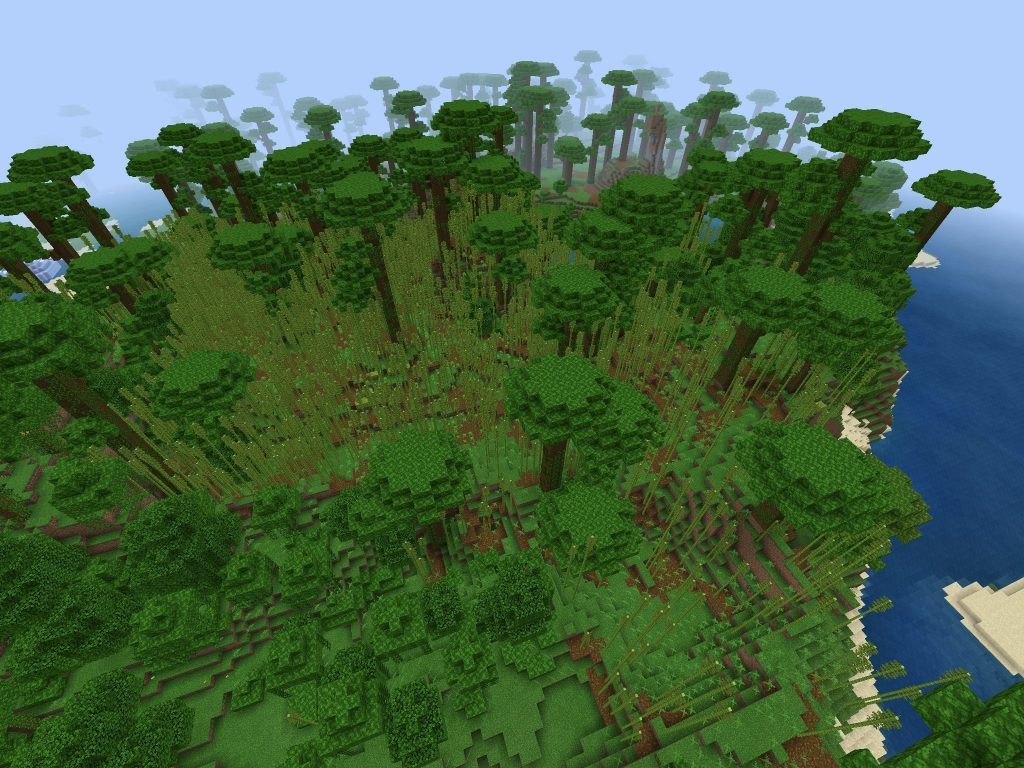 #2 Best Minecraft PE Seed