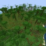 Beautiful Bamboo Jungle Hills, Jungle and Forest [Bedrock]