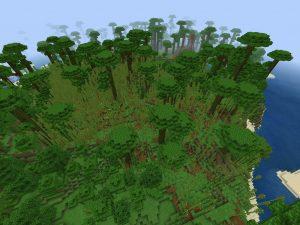 Minecraft Seed - Bamboo - PE/Bedrock