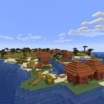 Impressive Loot Pull – Minecraft Island Seed for 1.14+