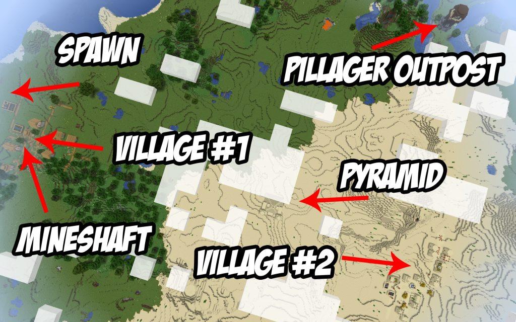 #1 Best Minecraft Seed