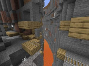 Minecraft Stronghold Seed for Bedrock Edition/PE 1.11