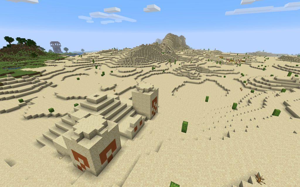 Awesome Minecraft 1 14 Seed - Minecraft Seed HQ