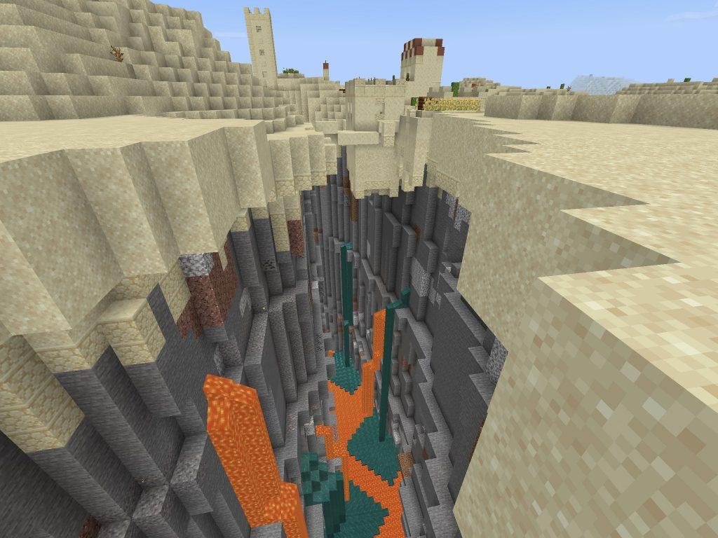 Desert Ravine Village
