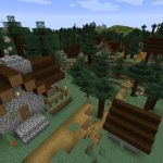 1.14 Taiga Village Over Deep Cave System