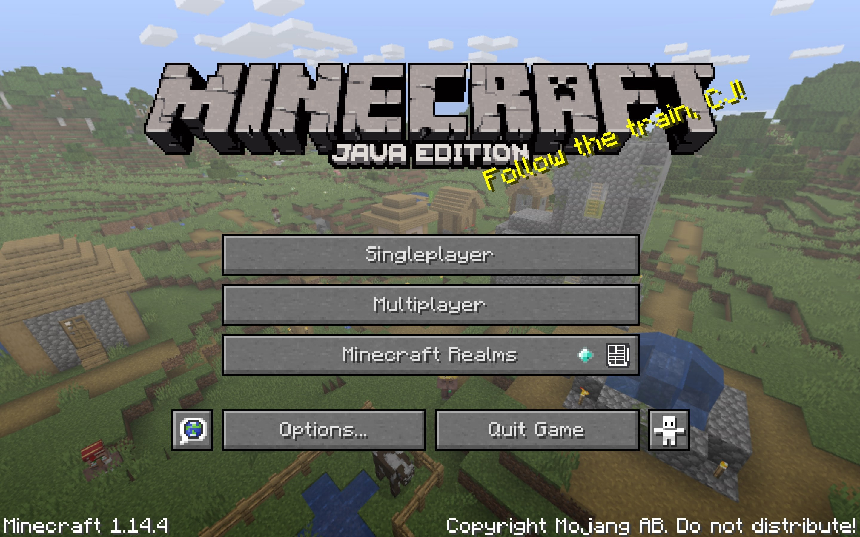 Minecraft 1.14 (Java Edition) - Minecraft Seed HQ