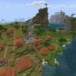 Savanna Villages on the Great Plains [Minecraft PE 1.12 Seed]