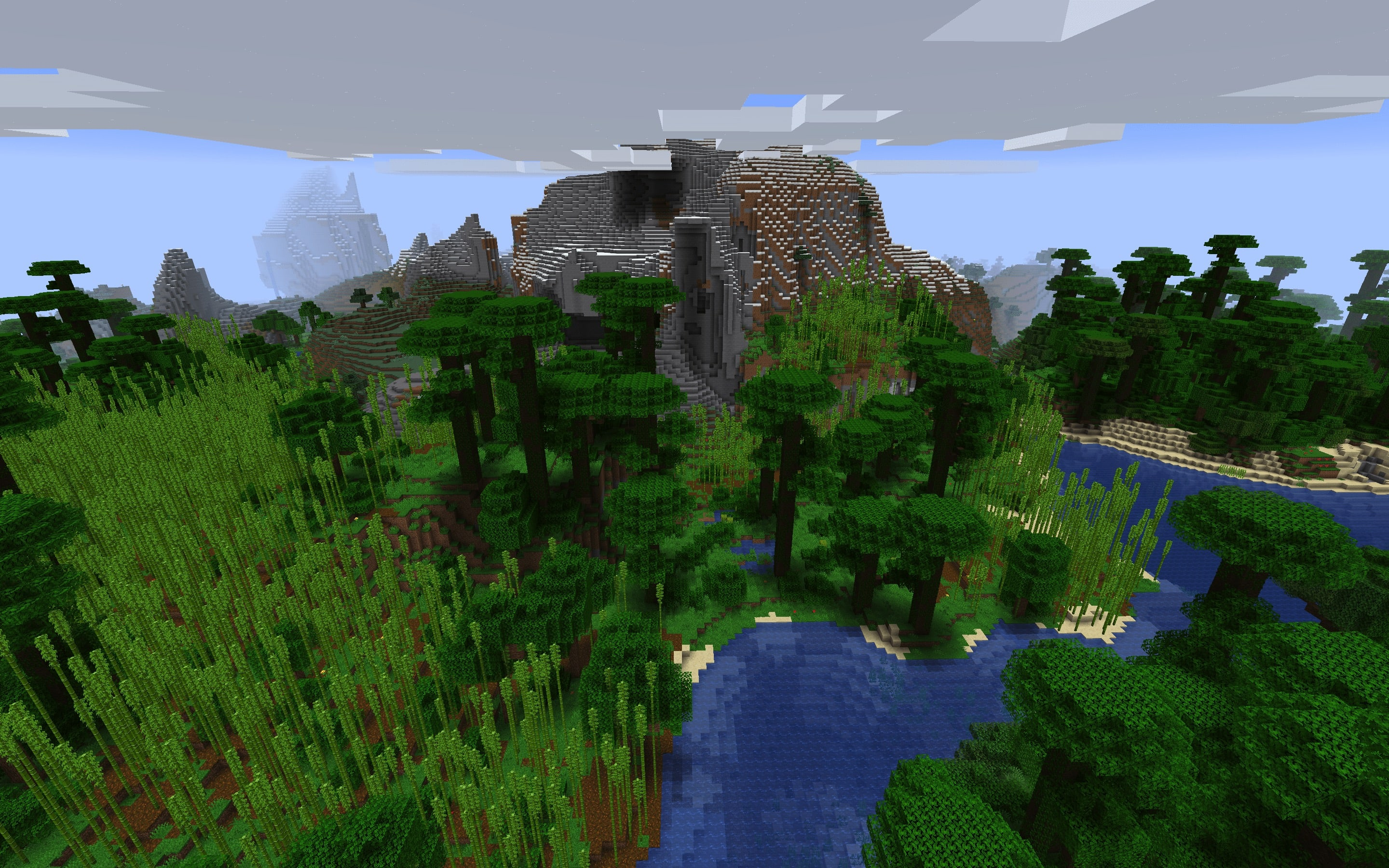 Minecraft Jungle Seeds - Minecraft Seed HQ
