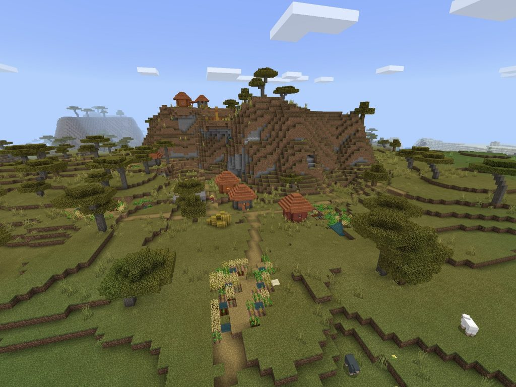 Savanna Mountain Village