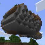 Surprise! Floating Island Seed for Bedrock/PE 1.12+