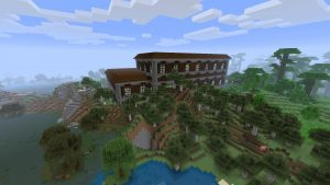 Playstation 4 Mansion Seed