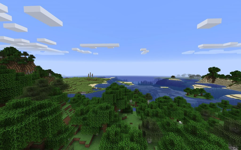 Minecraft 1 14 2x Buried Treasure Map Seed - Minecraft Seed HQ