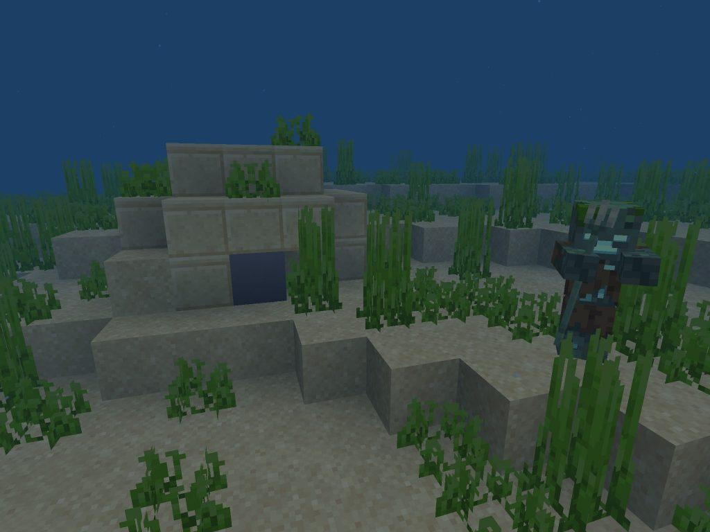Drowned at Ocean Ruin