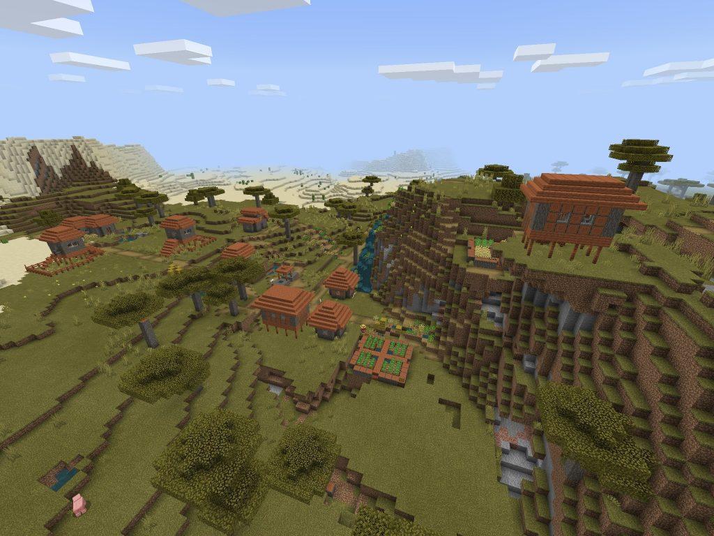 Savanna Village