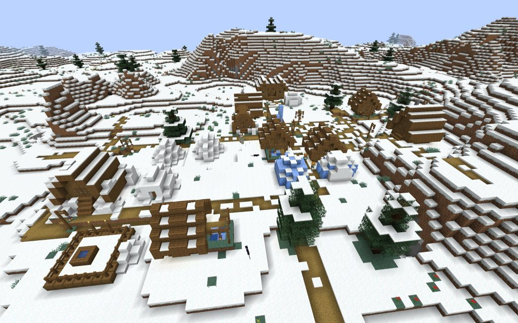 Snow Village Seed